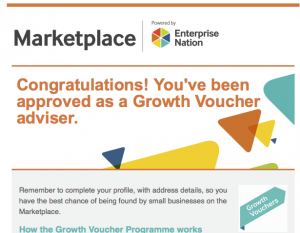 Growth Voucher Advisers
